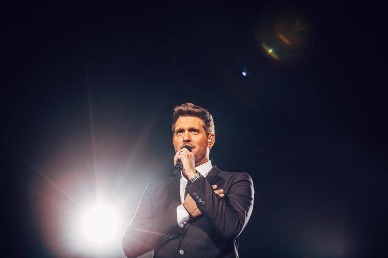 Michael Buble a Assago, Il Volo all'Arena di Verona