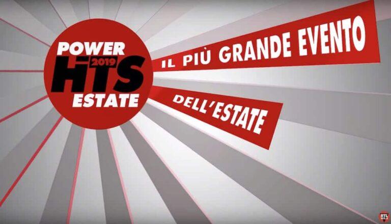 A Verona RTL 102.5 Power Hits Estate 2019