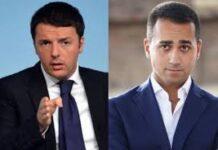 Renzi e Di Maio