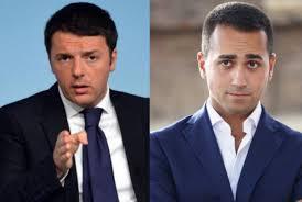 Renzi and Di Maio