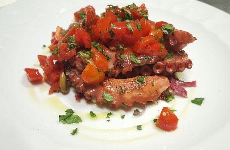Турин: траттория д'Агата, сицилийская кухня