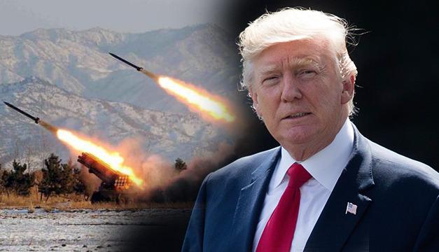 Trump missili