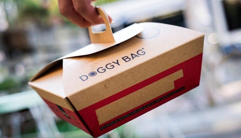 E' raro l'uso del doggy bag nei ristoranti italiani