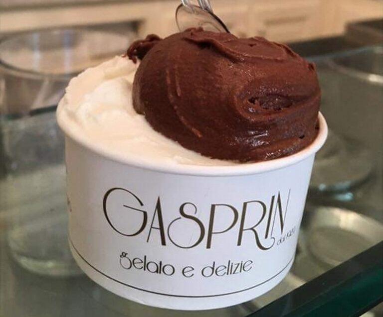 Torino: gelateria Gasprin dal 1929