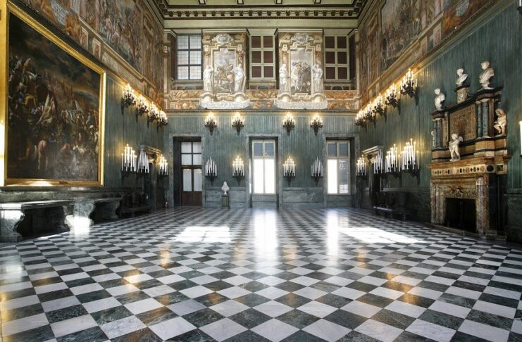 Happy Hour at the Royal Museums of Turin