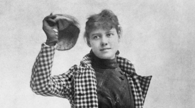 Elizabeth Jane Cochran alias Nellie Bly