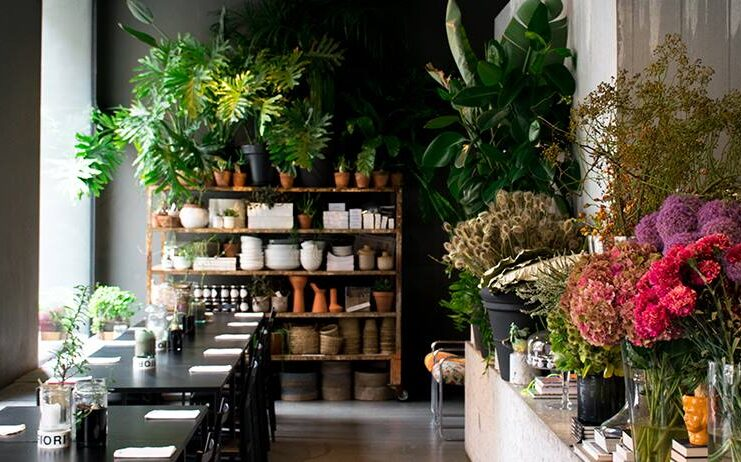 Милан: ресторан Potafiori