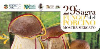 Dal 12 al 22 settembre va in scena la 29esima Sagra del Fungo Porcino a Lariano.