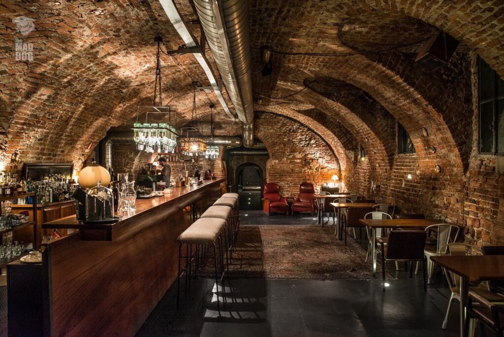 Torino: The Mad Dog, cocktail bar
