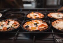 Roma: Trieste pizza