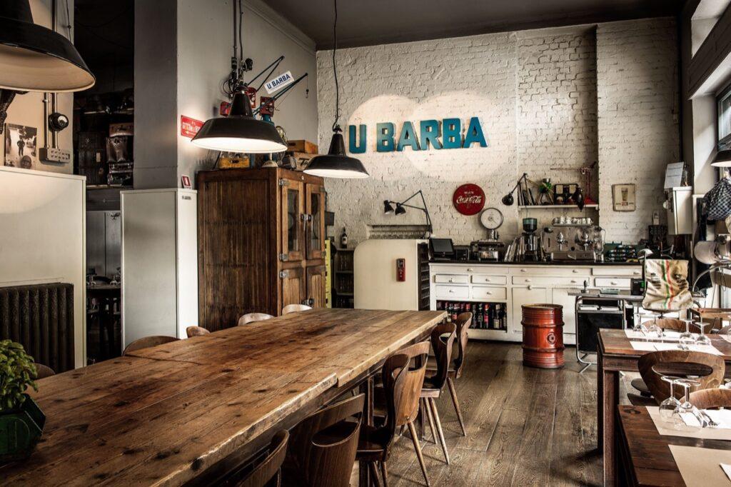 Milano: U-Barba, Osteria genovese