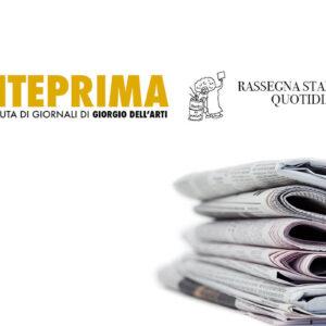 Anteprima, la spremuta di giornali del 16/10/2019