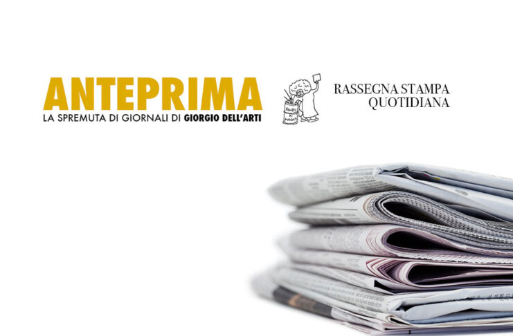 Anteprima-In-Evidenza-Rassegna-Stampa-Quotidiana