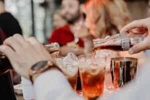 Roma: Jerry Thomas Speakeasy cocktail bar