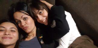 Mariagrazia Allegra ed Emma