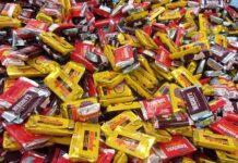 Merendine e dolciumi