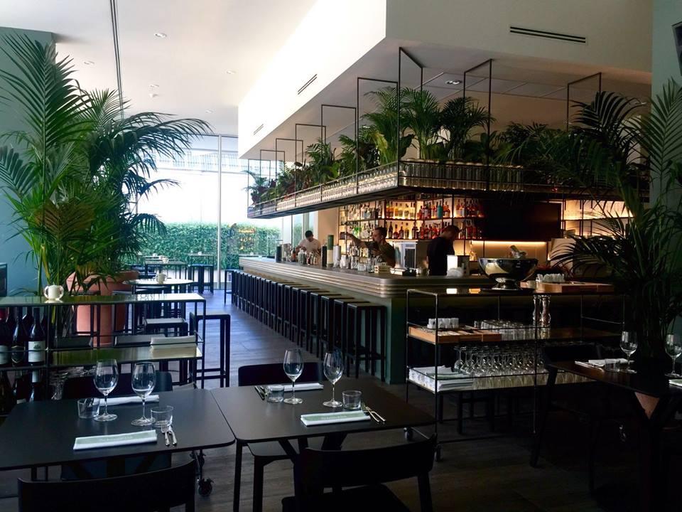 Милан: Ботанический клуб - ресторан, коктейль-бар