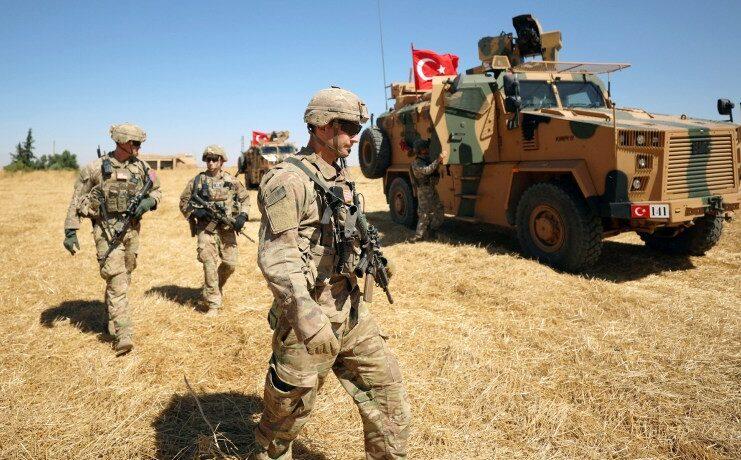 attacco turco ai Curdi