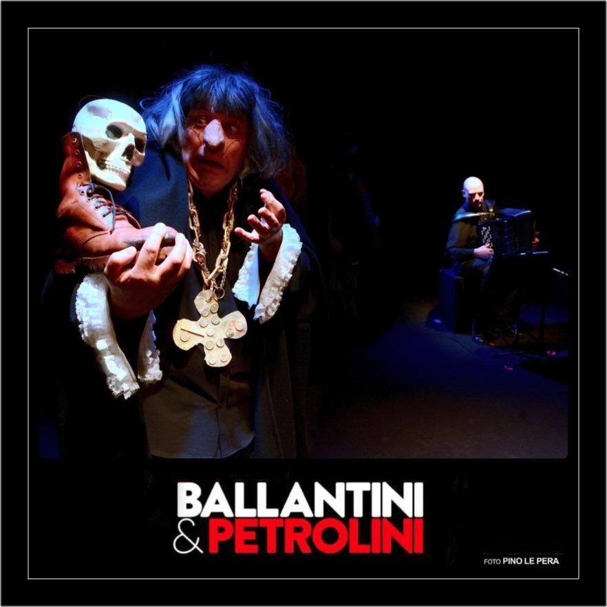 Dario Ballantini con BALLANTINI & PETROLINI