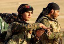 esercito curdo