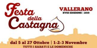 Festa della Castagna di Vallerano