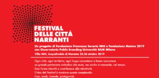 festival delle città narranti