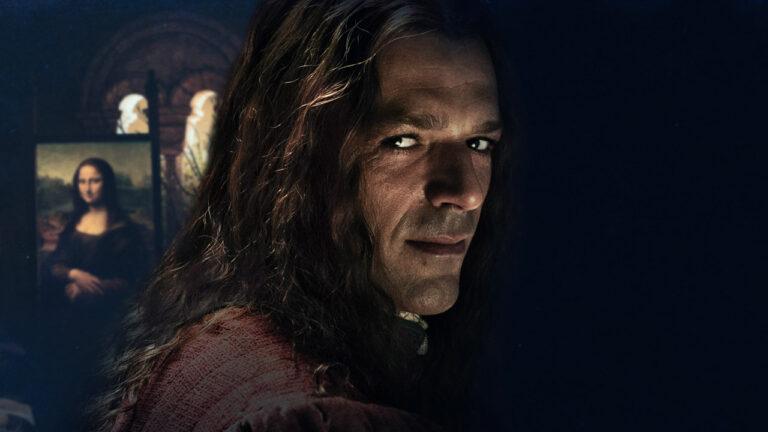 Da oggi nelle sale Io, Leonardo con Luca Argentero