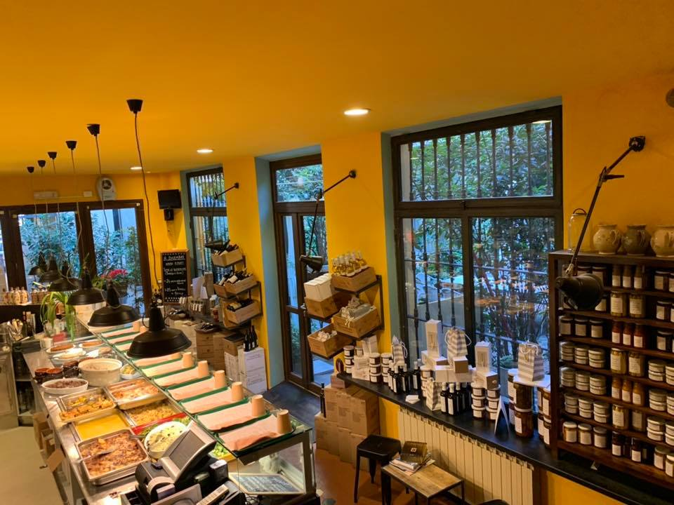 Турин: ресторан Le Papille