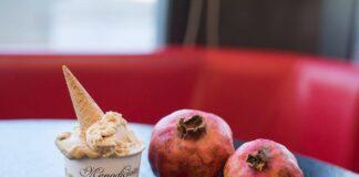 Torino: gelateria Menodiciotto