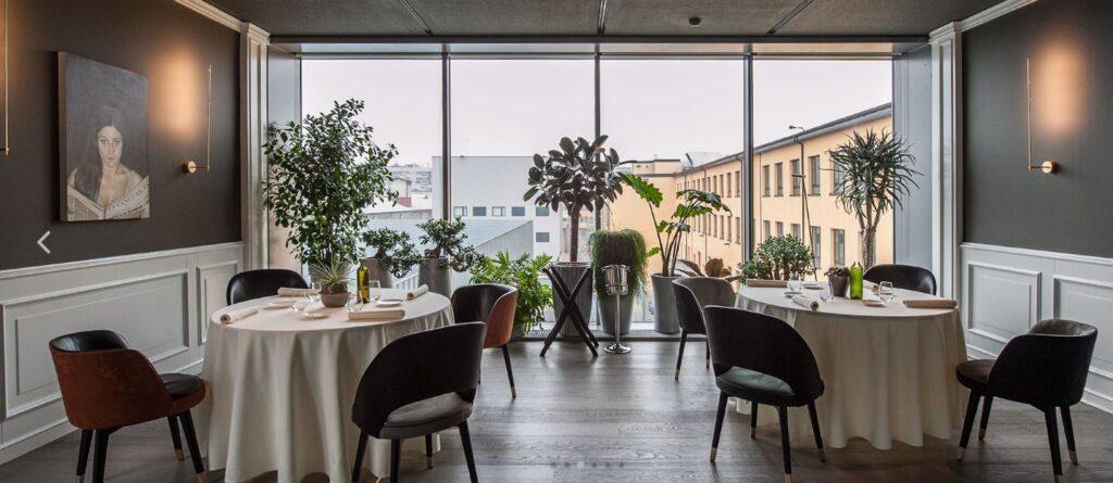 Milan: Enrico Bartolini restaurant - Mudec
