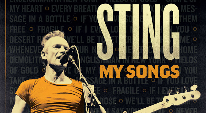 Sting in concerto al Forum di Assago, Milano