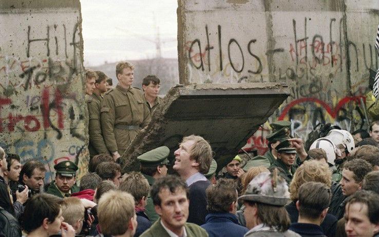 La caduta del muro di Berlino: 30 anni fa cambiava il mondo