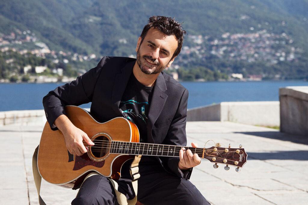 Davide De Marinis. Credit: Alexandra Amico