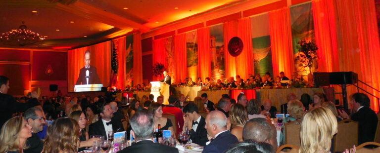 A Washington il gotha italo-americano celebra i suoi successi