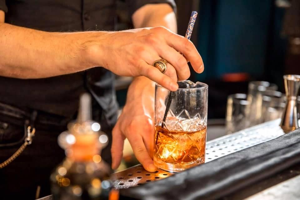 Rome: Madeleine, restaurant, patisserie and cocktail bar