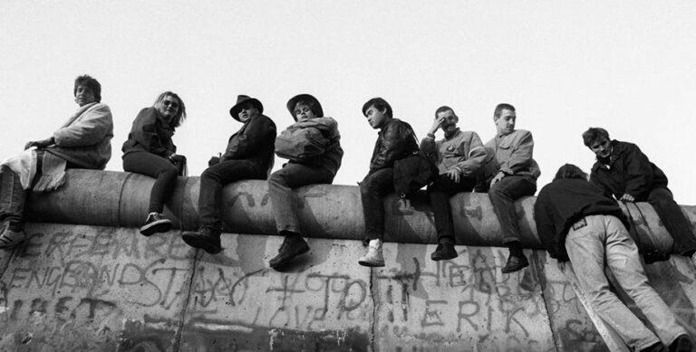 Berlino,1989. La storia in istantanea