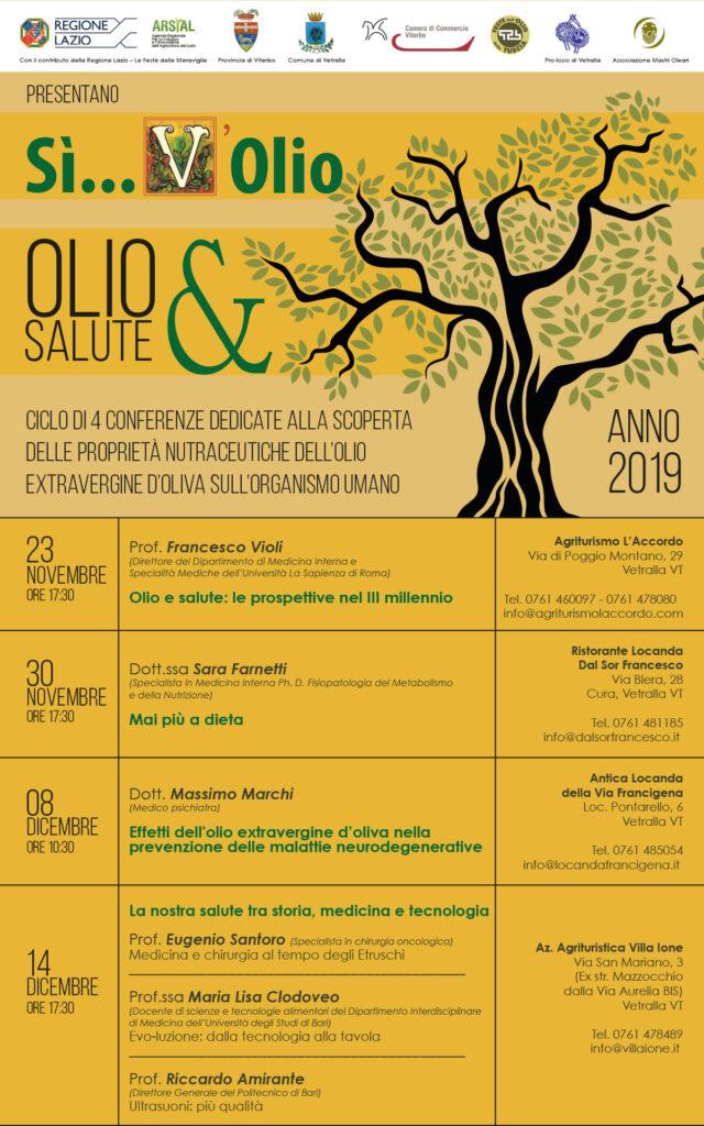 Olio & Salute