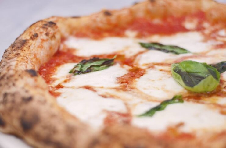 Турин: Amici Miei, ресторан, пиццерия