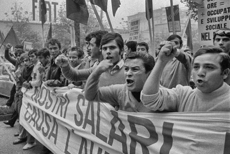 """Dall'""""autunno caldo"""" all'""""autunno nero"""": quali prospettive per l'Italia dopo 50 anni"""