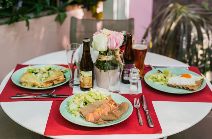 Milan: Dedans Bistrot, Breakfast, Aperitif, Brunch