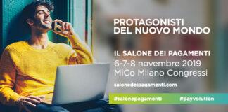 A Milano Il Salone dei Pagamenti il 6 - 7 - 8 novembre 2019