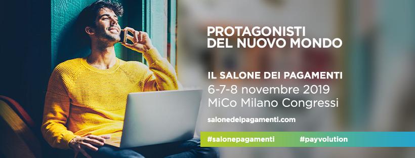 В Милане выставка платежей по 6 - 7 - 8 ноября 2019