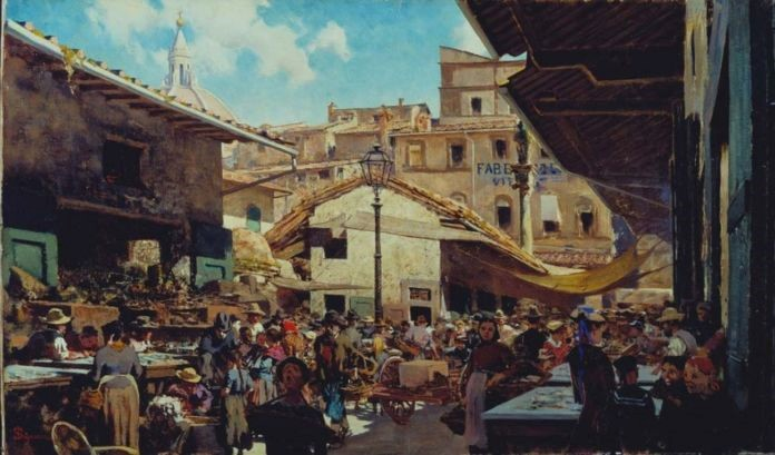 La Firenze di Giovanni e Telemaco Signorini