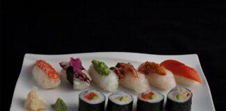 Torino: Oinos, ristorante, Sushi Bar