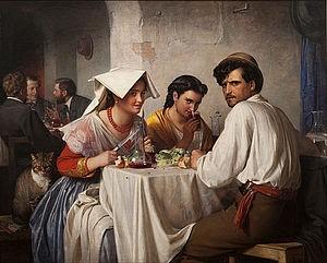 """""""Osteria. Guida spirituale delle osterie italiane da Verona a Capri"""", di Hans Barth e la nascita dell'enogastronomia"""
