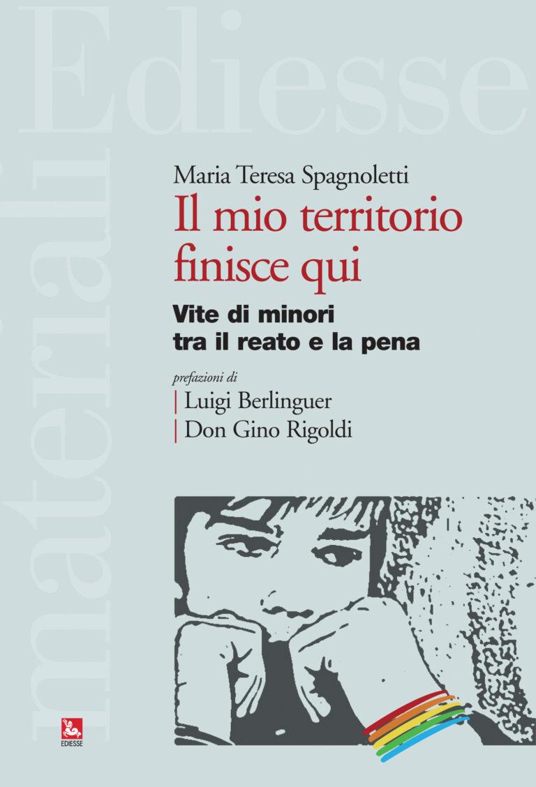 """""""Il mio territorio finisce qui"""" di Maria Teresa Spagnoletti"""