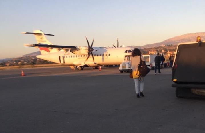 Il ritorno da Chios, l'Inferno dentro pensando ai rifugiati