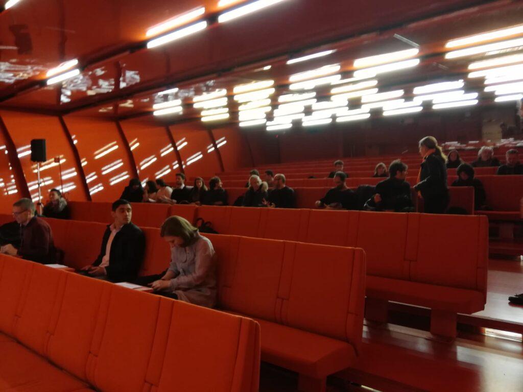 Conferenza stampa presentazione Roma Fringe Festival 2020