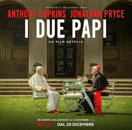 """""""I due Papi"""" di Fernando Meirelles, regista brasiliano"""