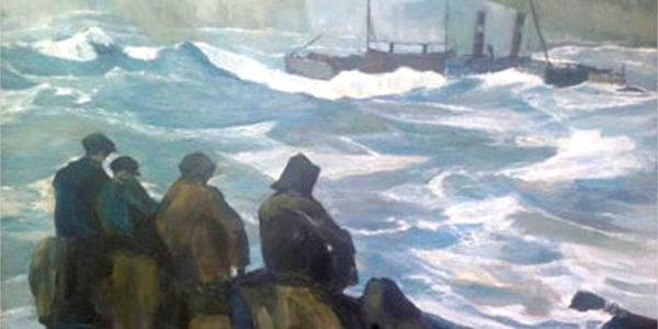 L'italia in balia delle onde